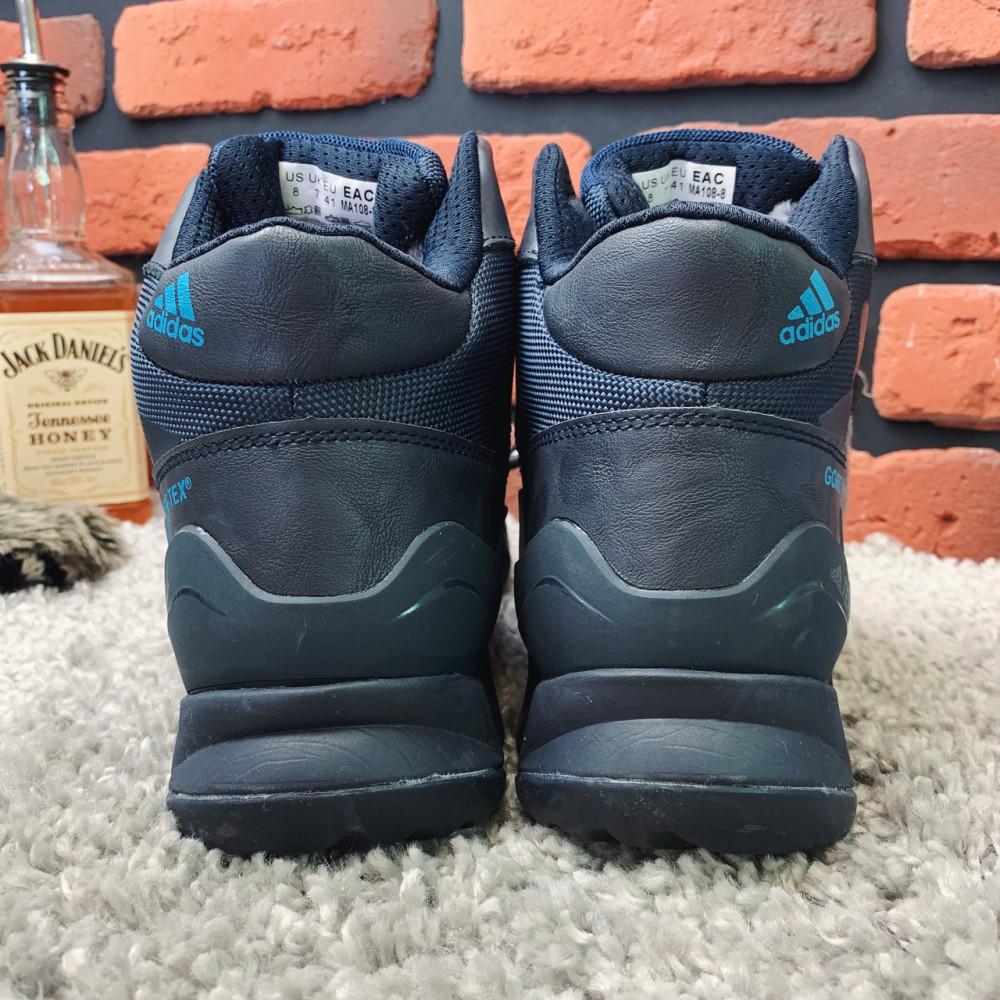 Мужские ботинки зимние - Зимние ботинки (на меху) мужские Adidas  TERREX 3-121 ⏩ [44 ] 7
