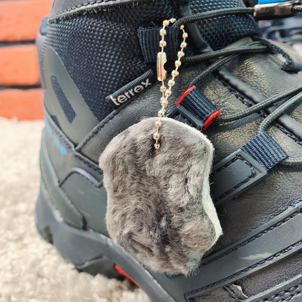 Мужские ботинки зимние - Зимние ботинки (на меху) мужские Adidas  TERREX 3-121 ⏩ [44 ] 6