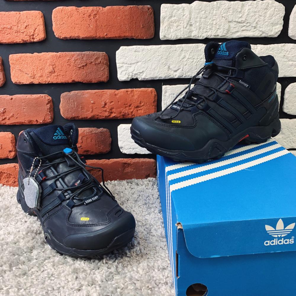 Мужские ботинки зимние - Зимние ботинки (на меху) мужские Adidas  TERREX 3-121 ⏩ [44 ] 4