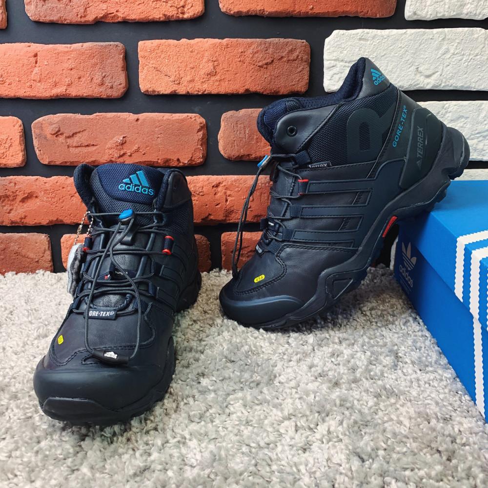 Мужские ботинки зимние - Зимние ботинки (на меху) мужские Adidas  TERREX 3-121 ⏩ [44 ] 5