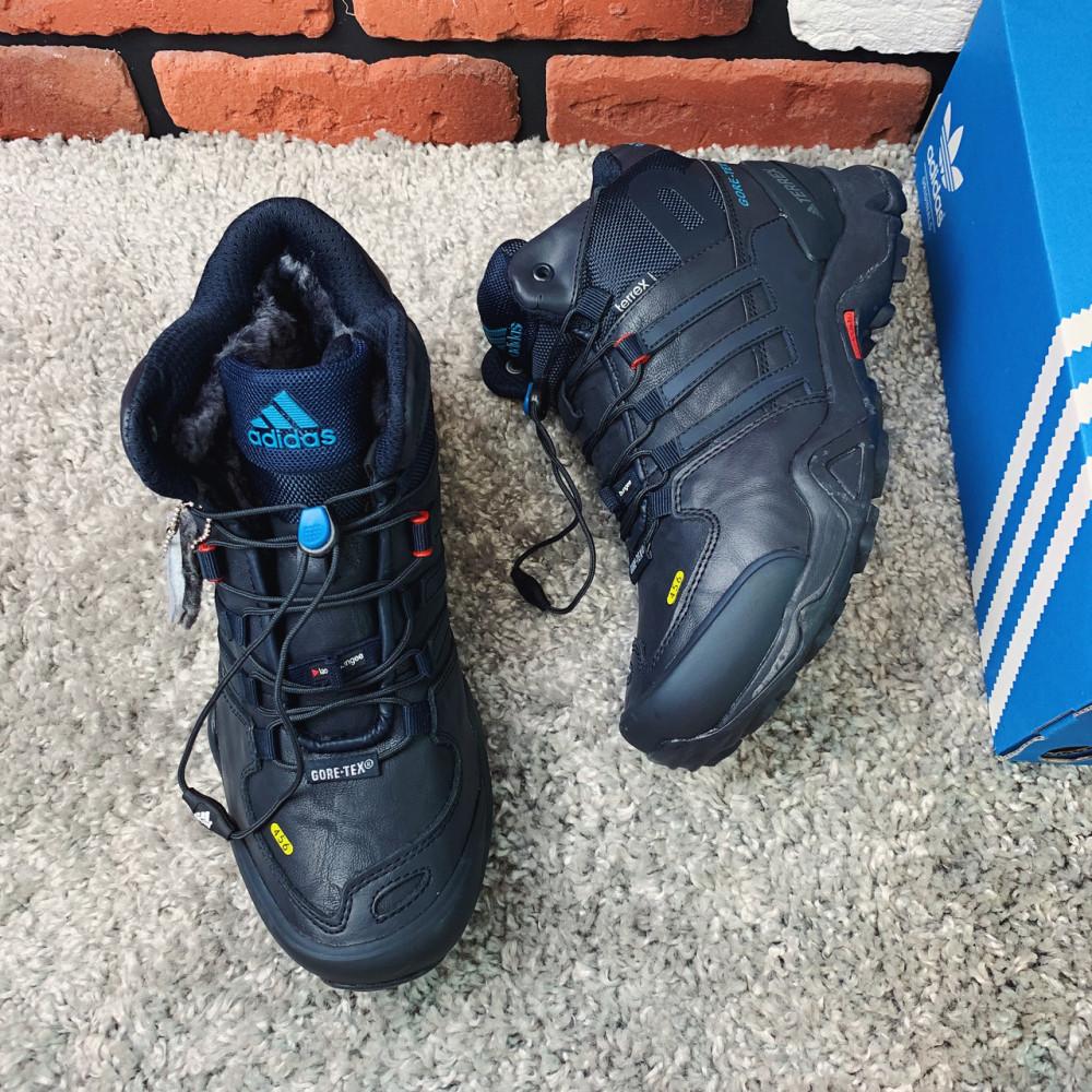 Мужские ботинки зимние - Зимние ботинки (на меху) мужские Adidas  TERREX 3-121 ⏩ [44 ] 3