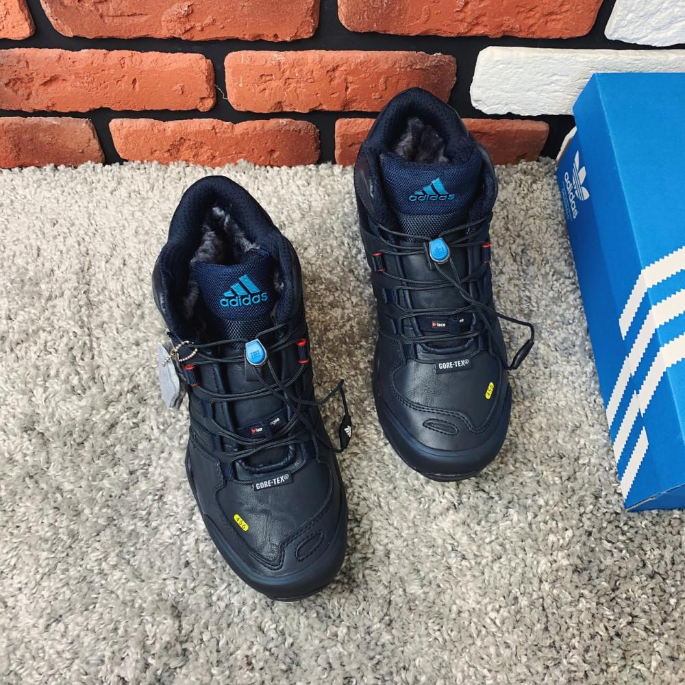 Мужские ботинки зимние - Зимние ботинки (на меху) мужские Adidas  TERREX 3-121 ⏩ [44 ] 2