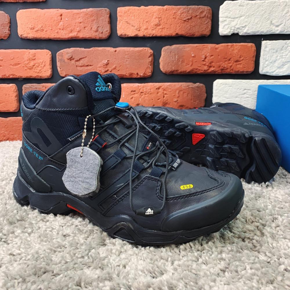 Мужские ботинки зимние - Зимние ботинки (на меху) мужские Adidas  TERREX 3-121 ⏩ [44 ]