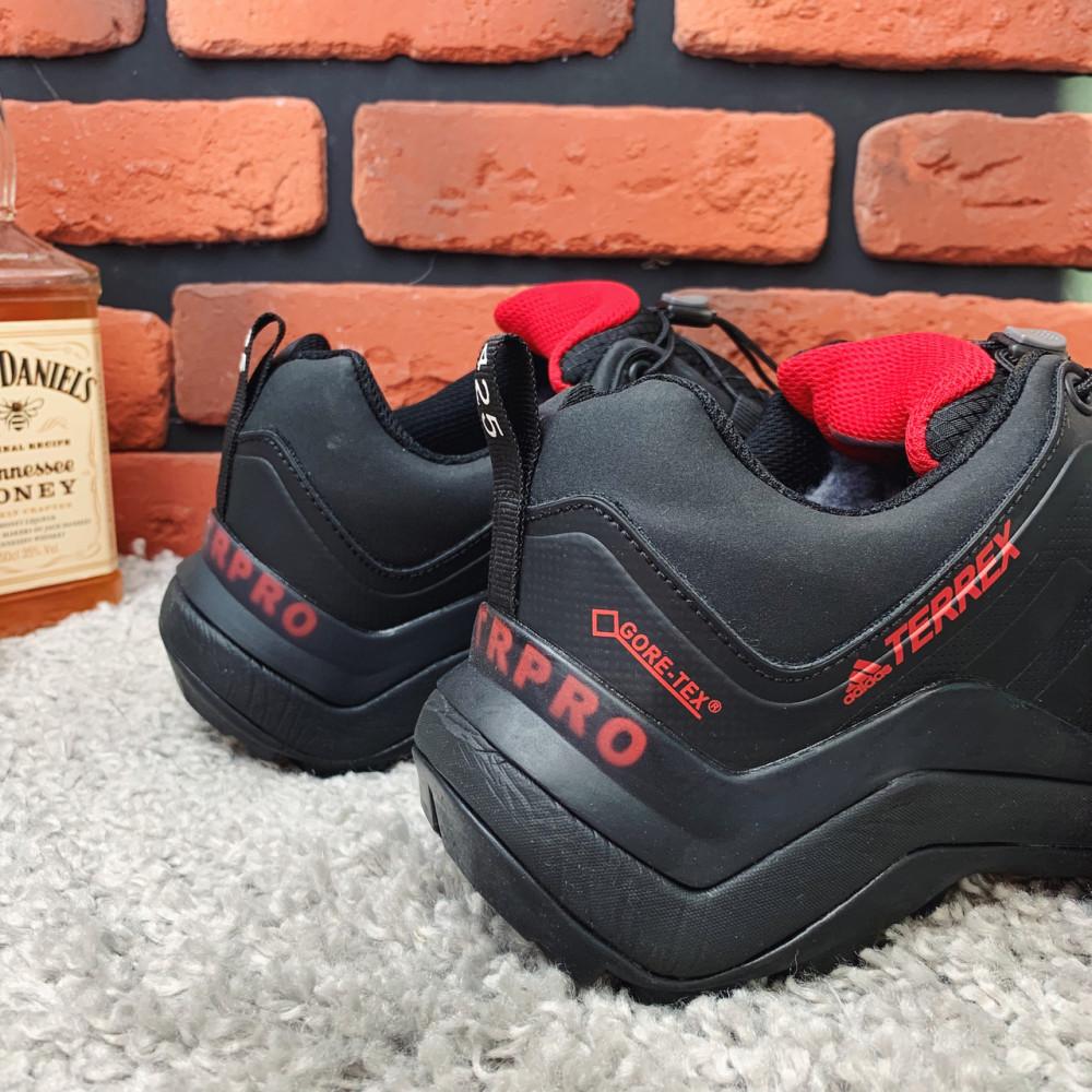 Мужские ботинки зимние - Зимние ботинки (на меху) мужские Adidas Terrex  3-170 ⏩ [ 41,42,43,43,44 ] 9