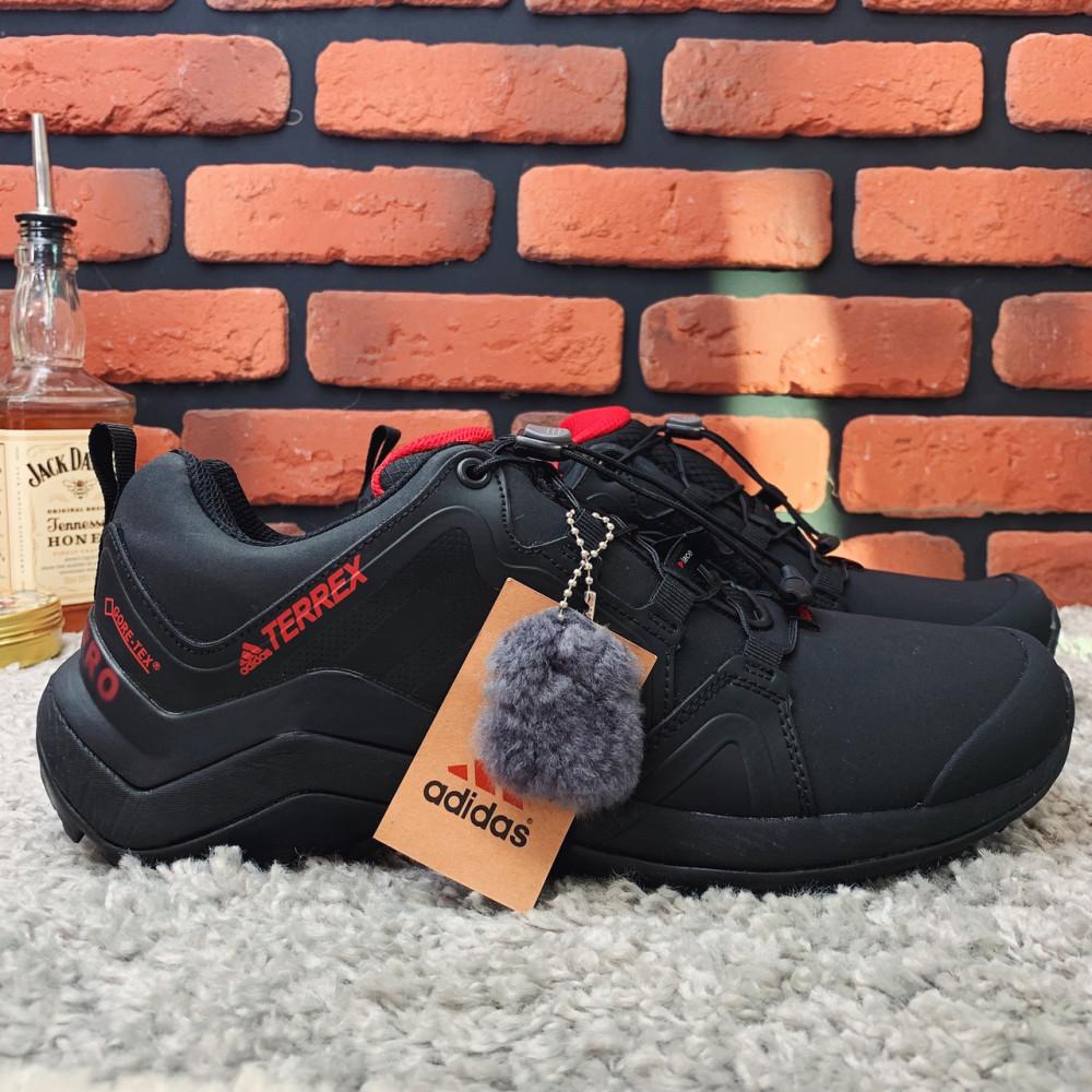 Мужские ботинки зимние - Зимние ботинки (на меху) мужские Adidas Terrex  3-170 ⏩ [ 41,42,43,43,44 ]