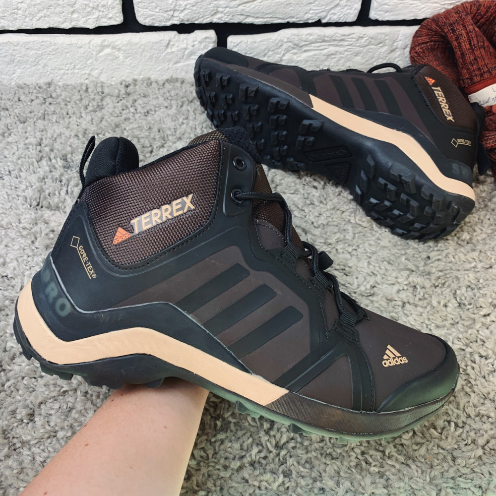 Мужские ботинки зимние - Зимние ботинки (на меху) мужские Adidas TERREX  3-175 ⏩ [43,44] 7