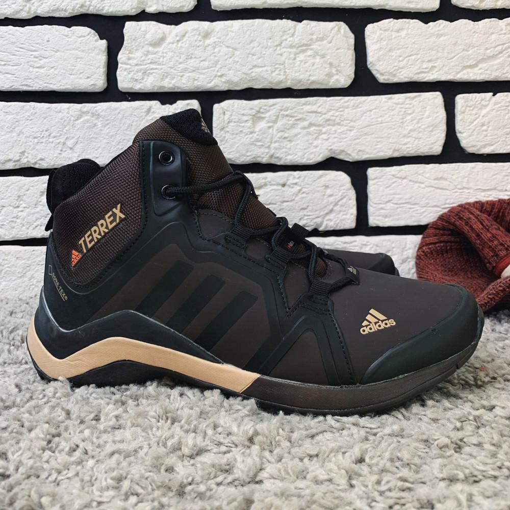 Мужские ботинки зимние - Зимние ботинки (на меху) мужские Adidas TERREX  3-175 ⏩ [43,44]