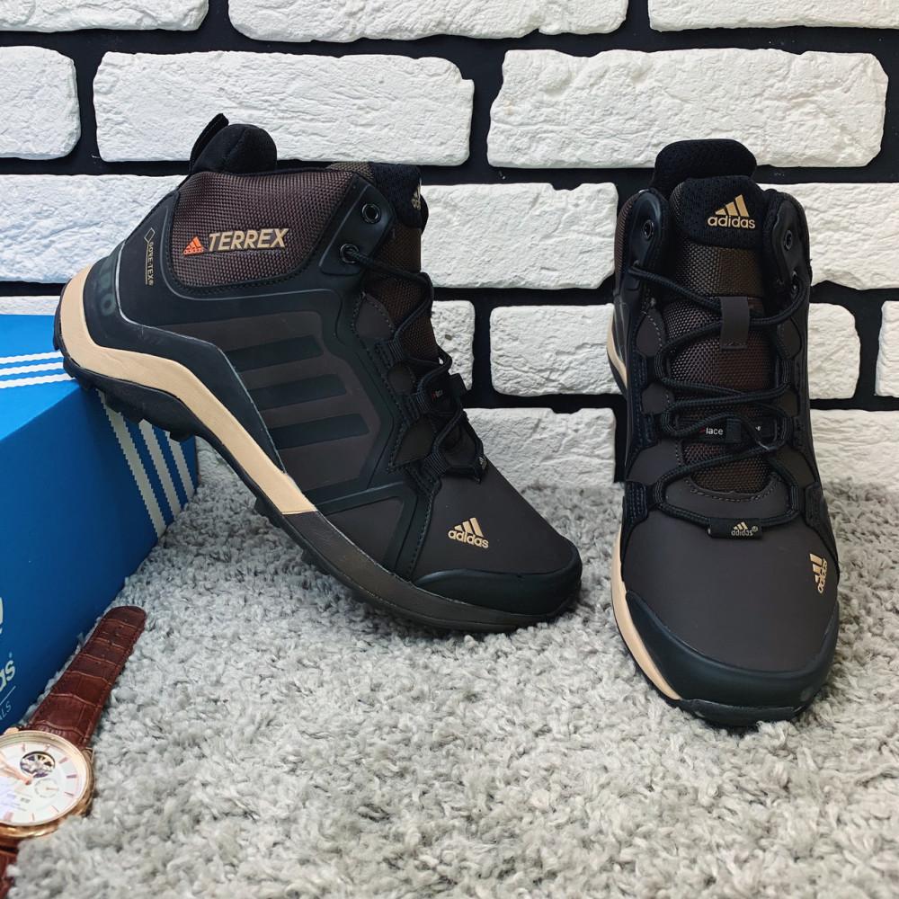 Мужские ботинки зимние - Зимние ботинки (на меху) мужские Adidas TERREX  3-175 ⏩ [43,44] 4