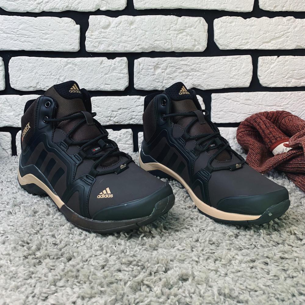 Мужские ботинки зимние - Зимние ботинки (на меху) мужские Adidas TERREX  3-175 ⏩ [43,44] 3