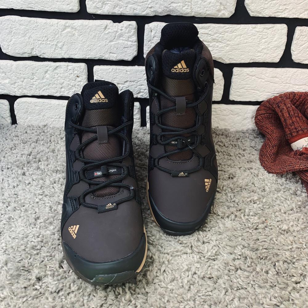 Мужские ботинки зимние - Зимние ботинки (на меху) мужские Adidas TERREX  3-175 ⏩ [43,44] 2