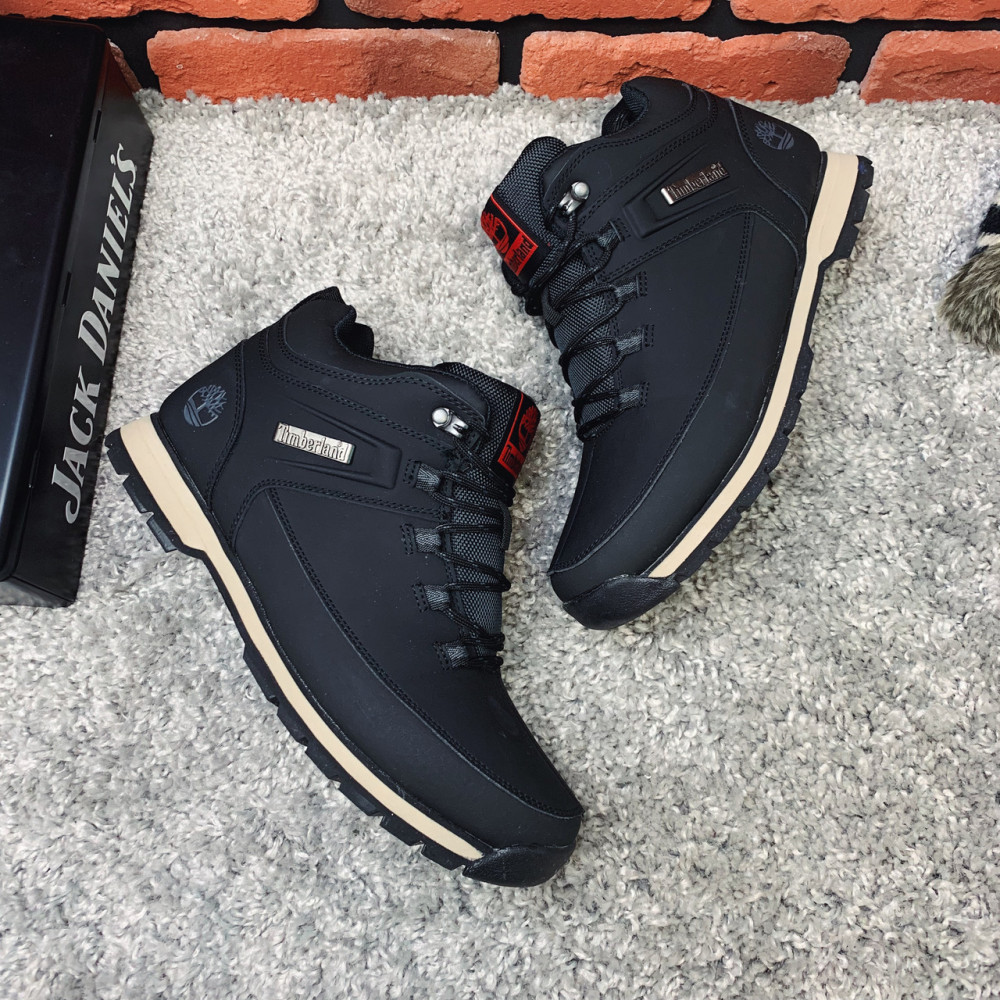 Мужские ботинки зимние - Зимние ботинки (на меху) мужские Timberland  11-002 ⏩ [ 41,42,44,46 ] 5
