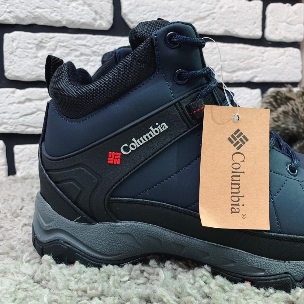 Мужские ботинки зимние - Зимние ботинки (на меху) мужские Columbia (реплика) 12-090 ⏩ [44 ] 6