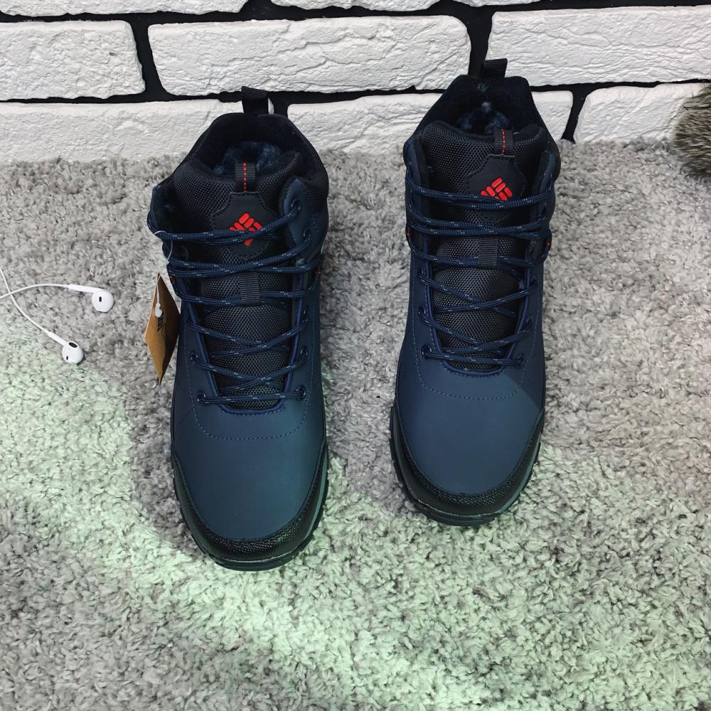 Мужские ботинки зимние - Зимние ботинки (на меху) мужские Columbia (реплика) 12-090 ⏩ [44 ] 3