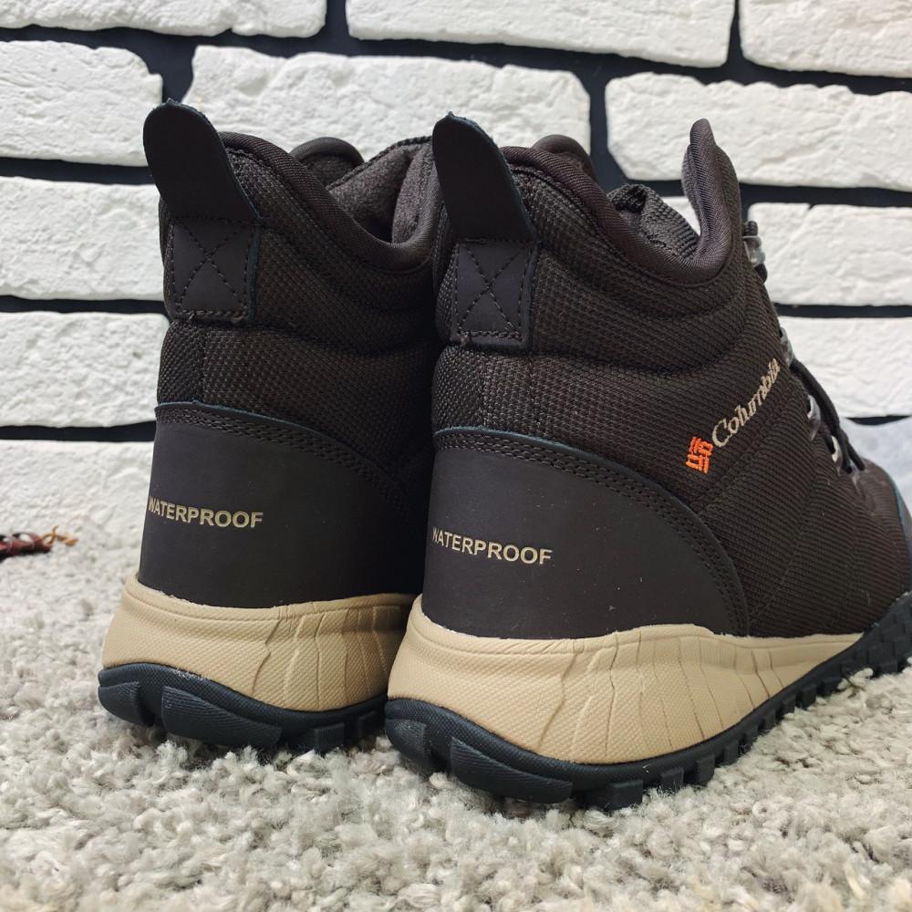 Мужские ботинки зимние - Зимние ботинки (на меху) мужские Columbia  12-108 ⏩ [ 42,46] 5