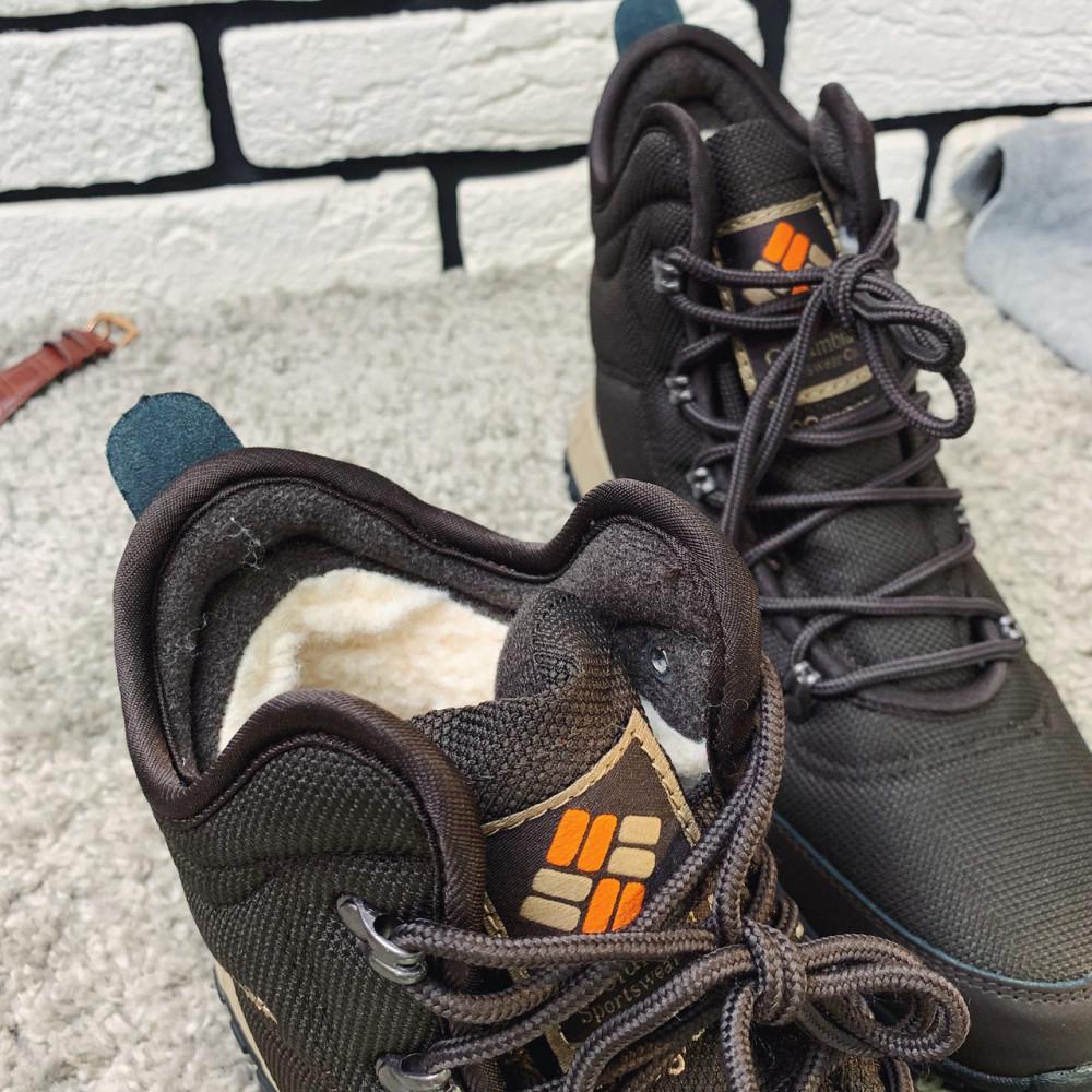 Мужские ботинки зимние - Зимние ботинки (на меху) мужские Columbia  12-108 ⏩ [ 42,46] 4