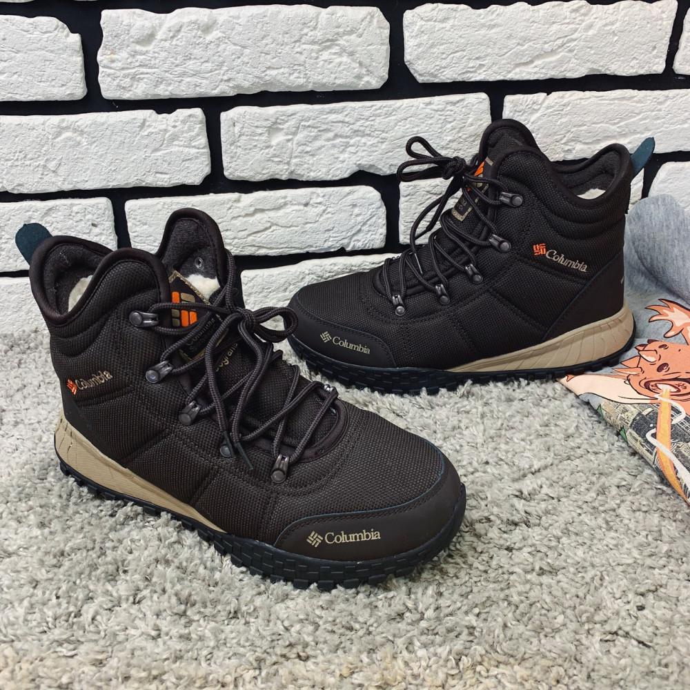 Мужские ботинки зимние - Зимние ботинки (на меху) мужские Columbia  12-108 ⏩ [ 42,46] 2
