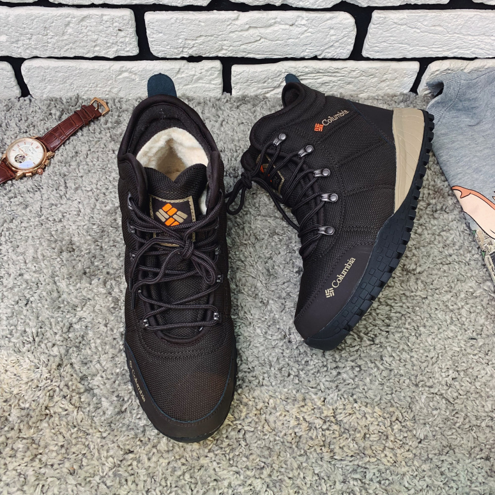 Мужские ботинки зимние - Зимние ботинки (на меху) мужские Columbia  12-108 ⏩ [ 42,46] 3