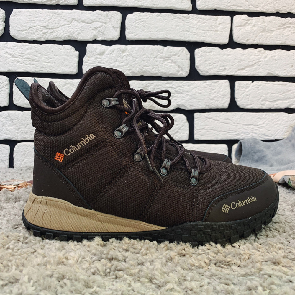 Мужские ботинки зимние - Зимние ботинки (на меху) мужские Columbia  12-108 ⏩ [ 42,46]