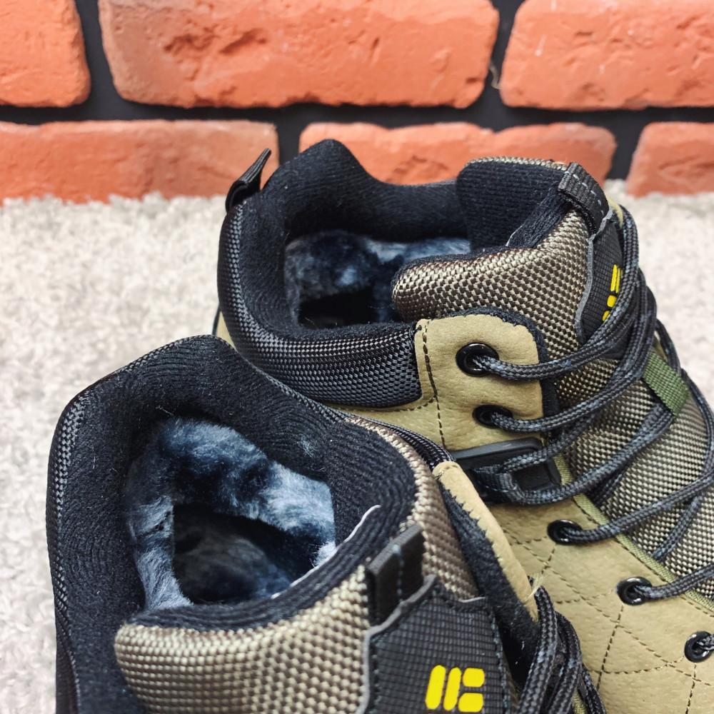 Мужские ботинки зимние - Зимние ботинки (на меху) мужские Columbia 12-136 ⏩ [ 41] 5
