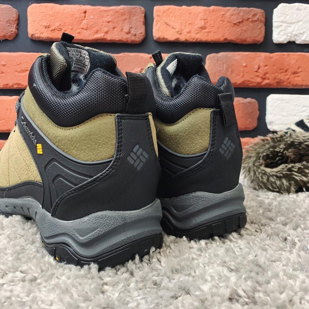 Мужские ботинки зимние - Зимние ботинки (на меху) мужские Columbia 12-136 ⏩ [ 41] 4