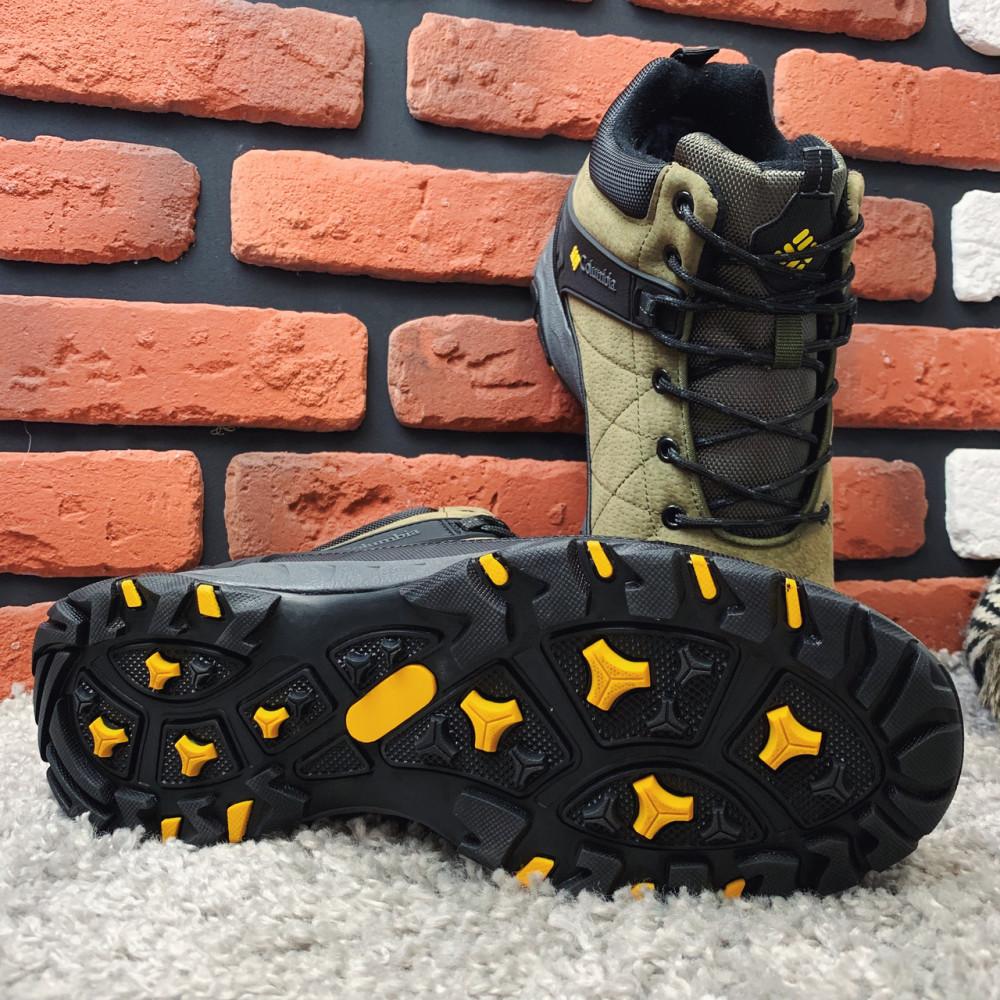 Мужские ботинки зимние - Зимние ботинки (на меху) мужские Columbia 12-136 ⏩ [ 41] 3