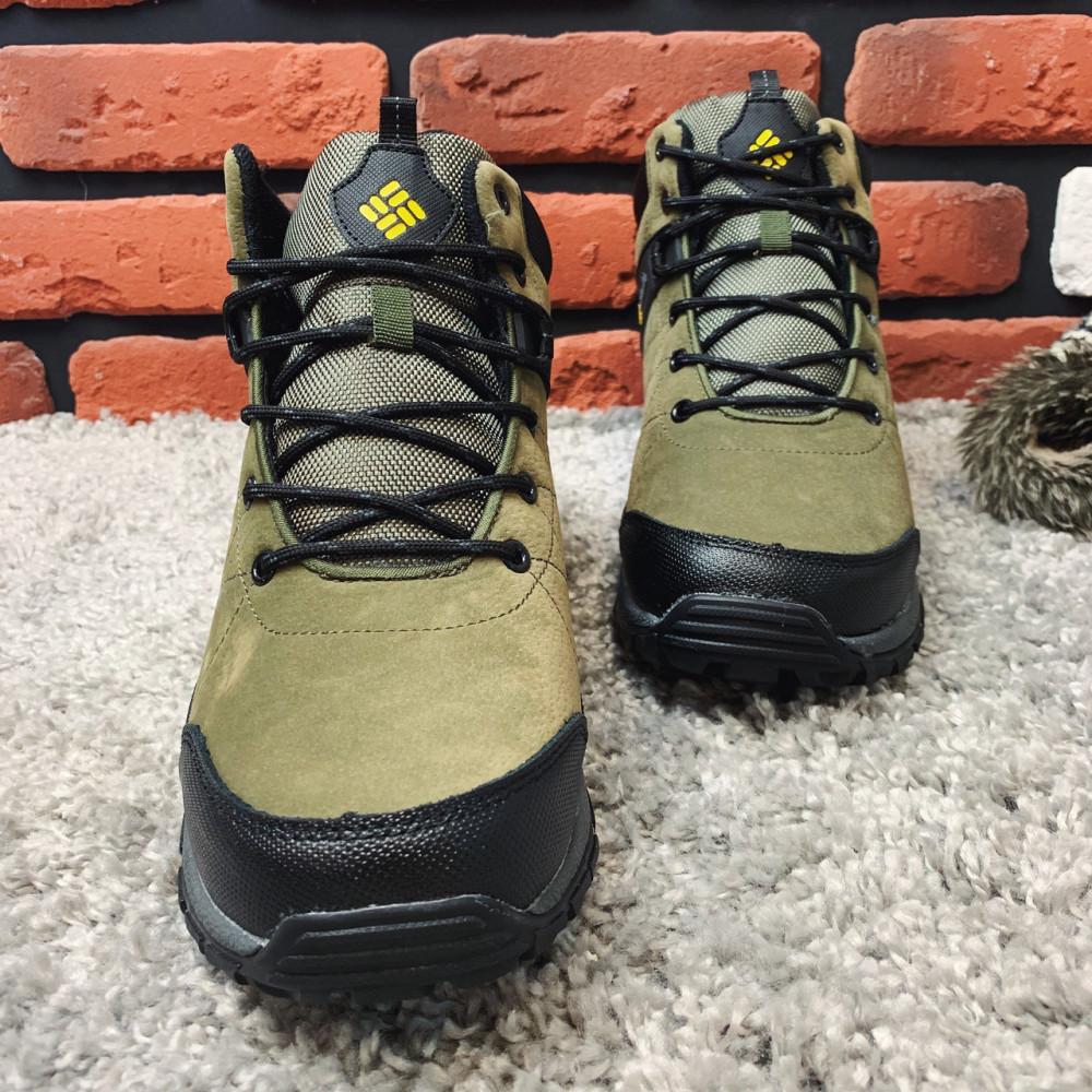 Мужские ботинки зимние - Зимние ботинки (на меху) мужские Columbia 12-136 ⏩ [ 41] 2