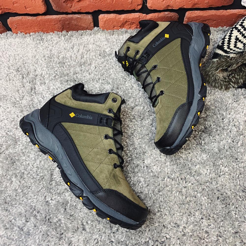 Мужские ботинки зимние - Зимние ботинки (на меху) мужские Columbia 12-136 ⏩ [ 41] 1