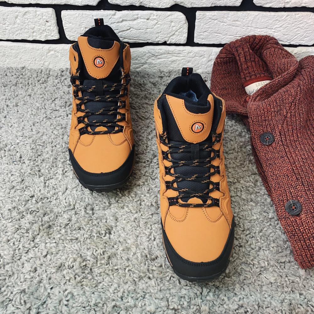 Зимние кроссовки мужские - Зимние кроссовки (на меху) мужские Merrell  14-077 ⏩ [46 последний размер] 2