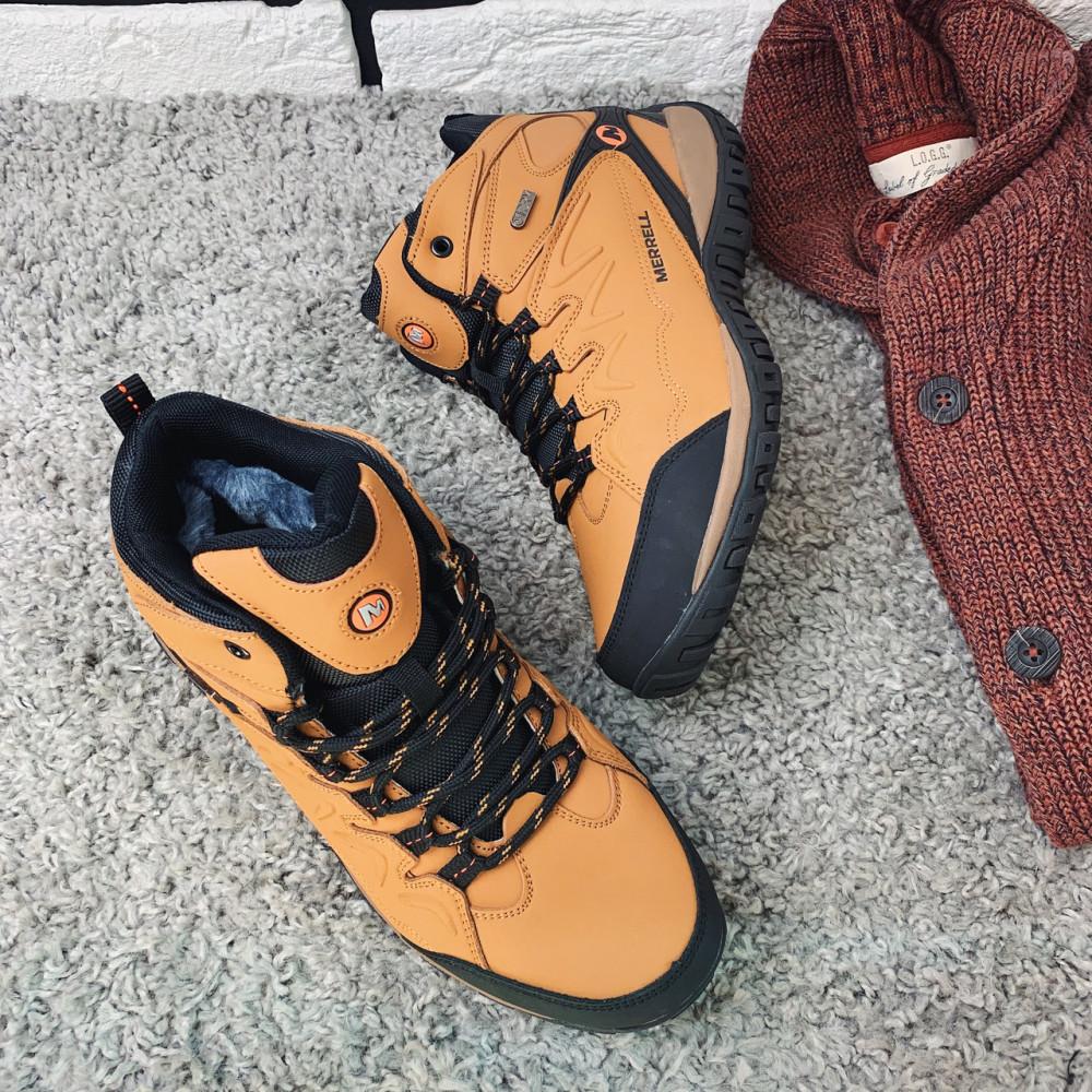 Зимние кроссовки мужские - Зимние кроссовки (на меху) мужские Merrell  14-077 ⏩ [46 последний размер] 3