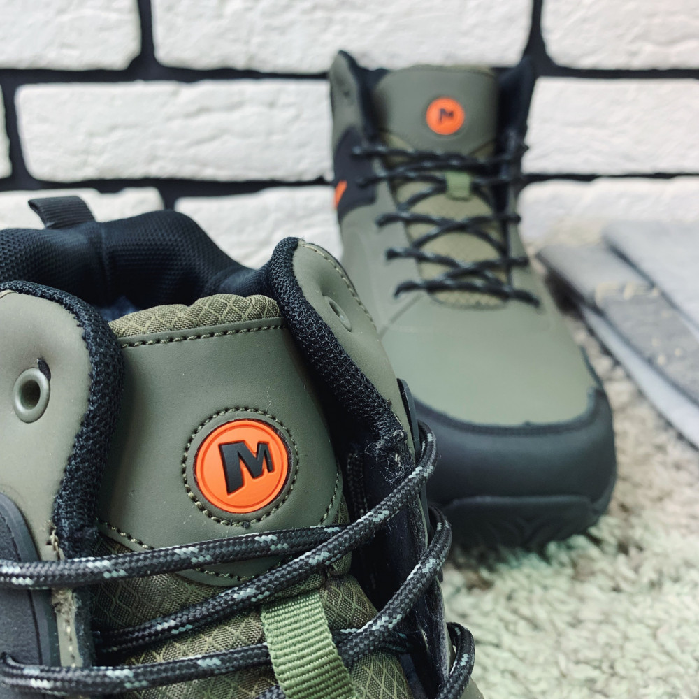 Мужские ботинки зимние - Зимние ботинки (НА МЕХУ) Merrell Continum 14-144 ⏩ [ 41,43,45 ] 5
