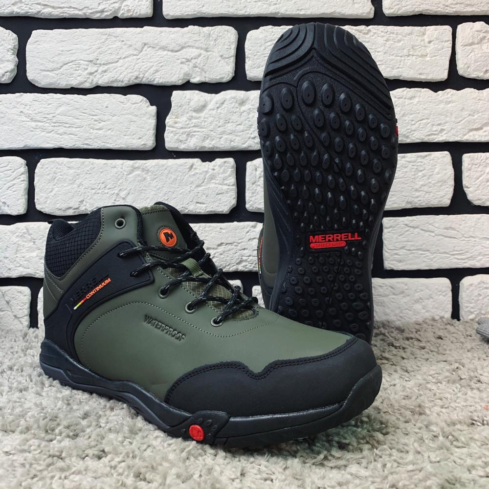 Мужские ботинки зимние - Зимние ботинки (НА МЕХУ) Merrell Continum 14-144 ⏩ [ 41,43,45 ]
