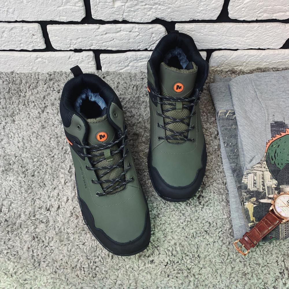 Мужские ботинки зимние - Зимние ботинки (НА МЕХУ) Merrell Continum 14-144 ⏩ [ 41,43,45 ] 2