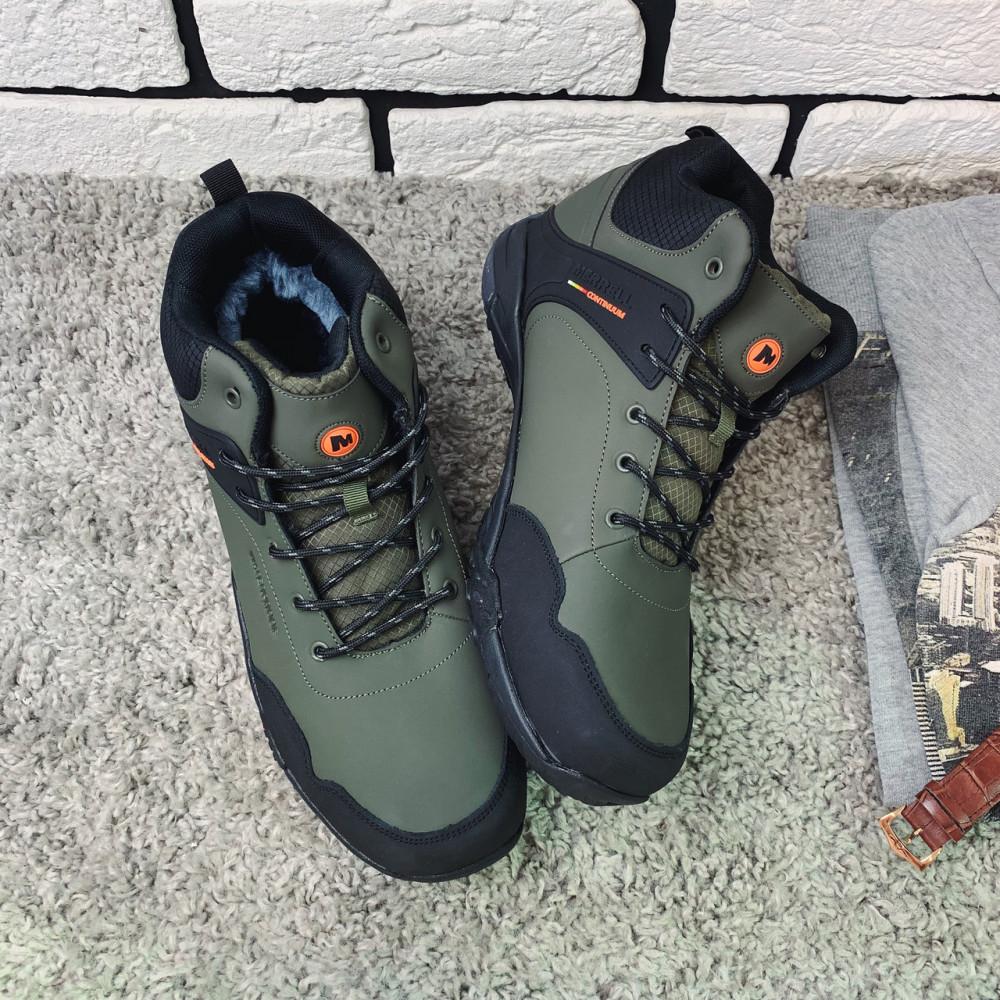 Мужские ботинки зимние - Зимние ботинки (НА МЕХУ) Merrell Continum 14-144 ⏩ [ 41,43,45 ] 1