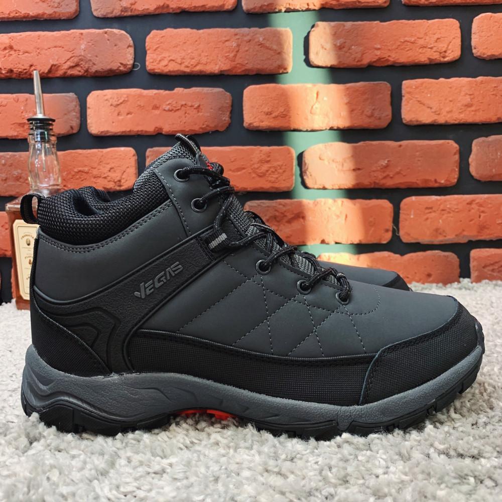 Мужские ботинки зимние - Зимние ботинки НА МЕХУ Vegas мужские 15-064 ⏩ [43,44,46 ]