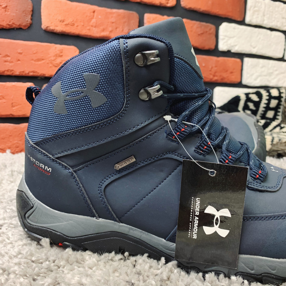 Мужские ботинки демисезонные - Ботинки мужские Under Armour Storm  16-095 ⏩ [ 43,44 ] 7