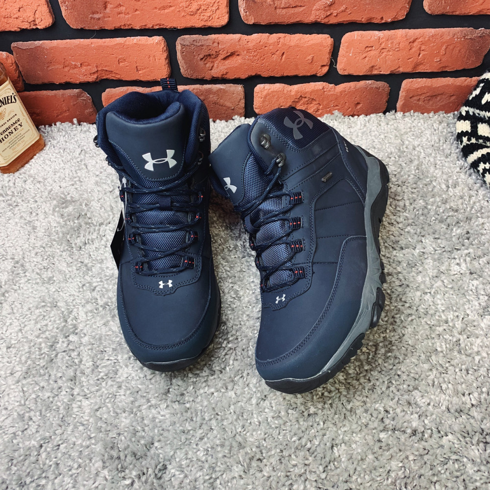 Мужские ботинки демисезонные - Ботинки мужские Under Armour Storm  16-095 ⏩ [ 43,44 ]