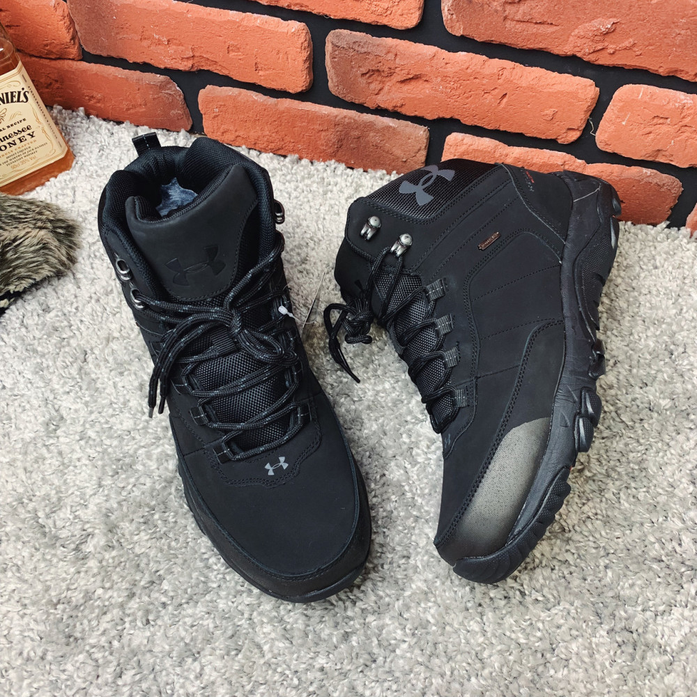 Мужские ботинки демисезонные - Ботинки мужские Under Armour Storm  16-149 ⏩ [42,43.44] 1
