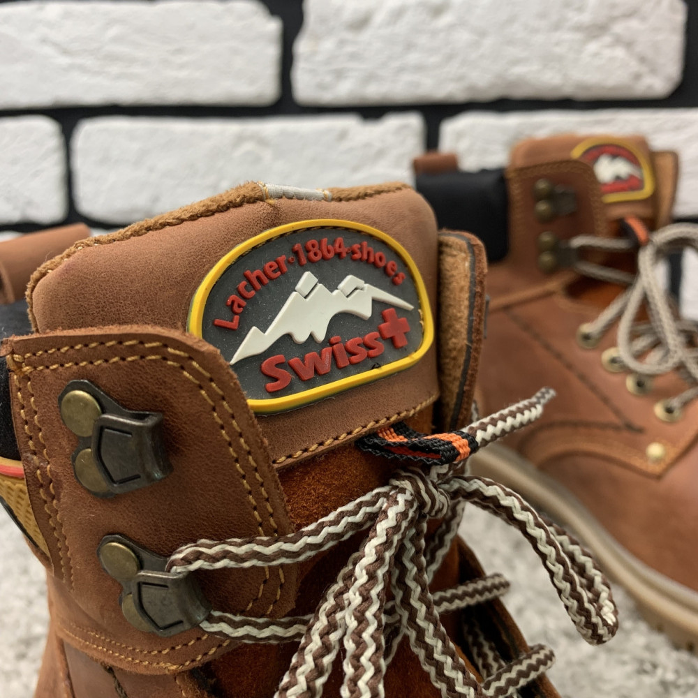 Мужские ботинки зимние - Зимние ботинки (на меху) мужские Switzerland 13025 ⏩ [ 41,42,43,45 ] 7