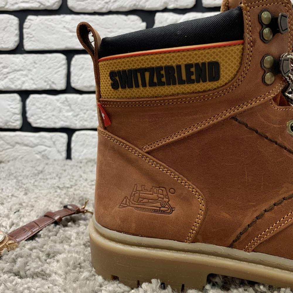 Мужские ботинки зимние - Зимние ботинки (на меху) мужские Switzerland 13025 ⏩ [ 41,42,43,45 ] 4