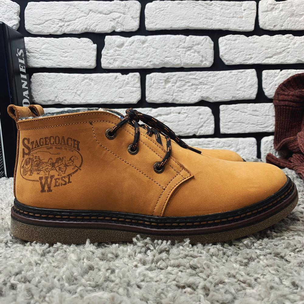 Мужские ботинки зимние - Зимние ботинки (на меху) мужские Montana 13026 ⏩ [ 41,42,43,]