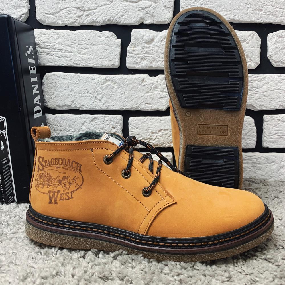 Мужские ботинки зимние - Зимние ботинки (на меху) мужские Montana 13026 ⏩ [ 41,42,43,] 4