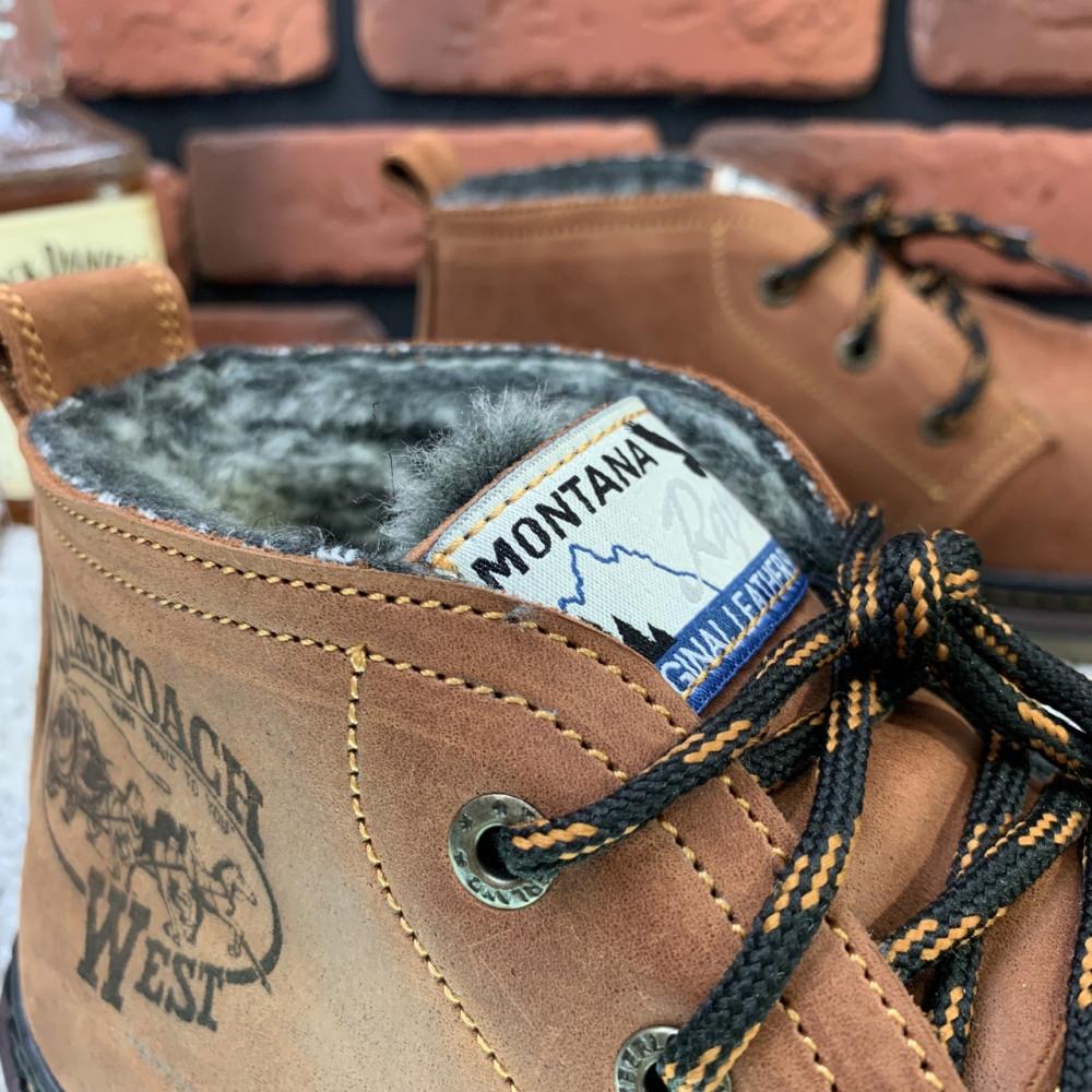 Мужские ботинки зимние - Зимние ботинки (на меху) мужские Montana 13027 ⏩ [ 43 последний размер] 6
