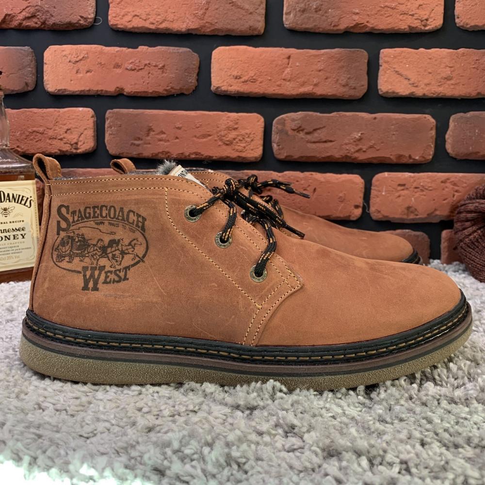 Мужские ботинки зимние - Зимние ботинки (на меху) мужские Montana 13027 ⏩ [ 43 последний размер]