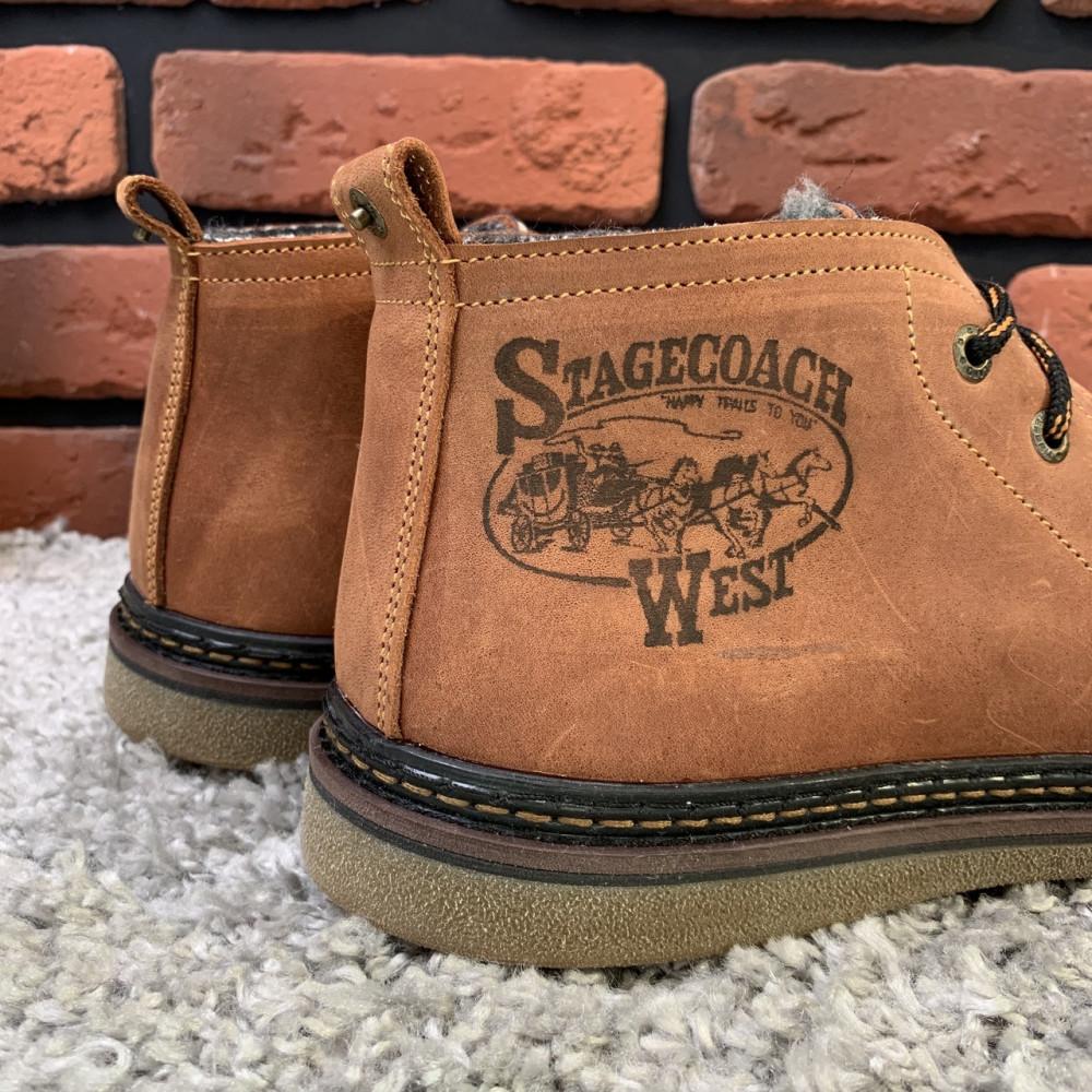Мужские ботинки зимние - Зимние ботинки (на меху) мужские Montana 13027 ⏩ [ 43 последний размер] 4
