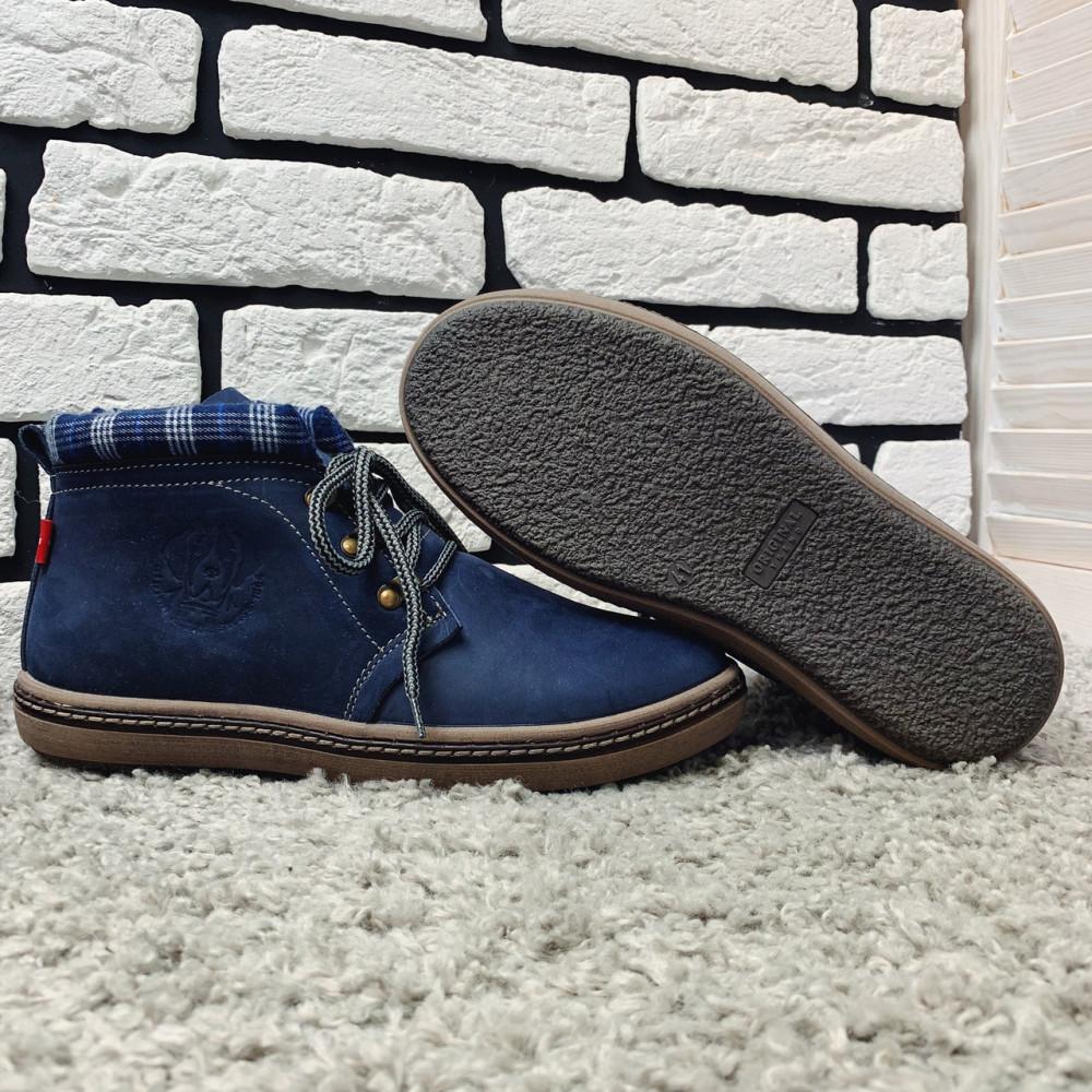 Мужские ботинки зимние - Зимние ботинки (на меху) мужские Switzerland 13030 ⏩ [ 41,42 ] 4