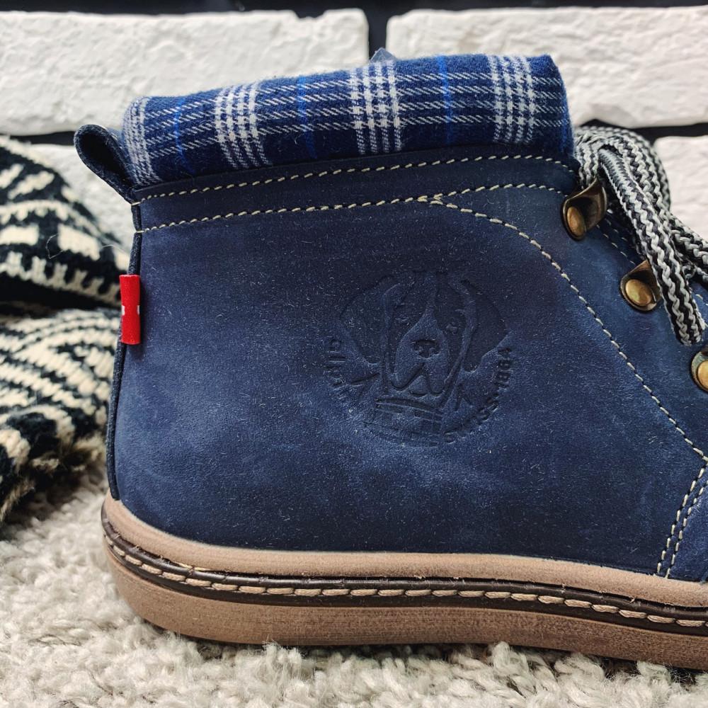 Мужские ботинки зимние - Зимние ботинки (на меху) мужские Switzerland 13030 ⏩ [ 41,42 ] 5