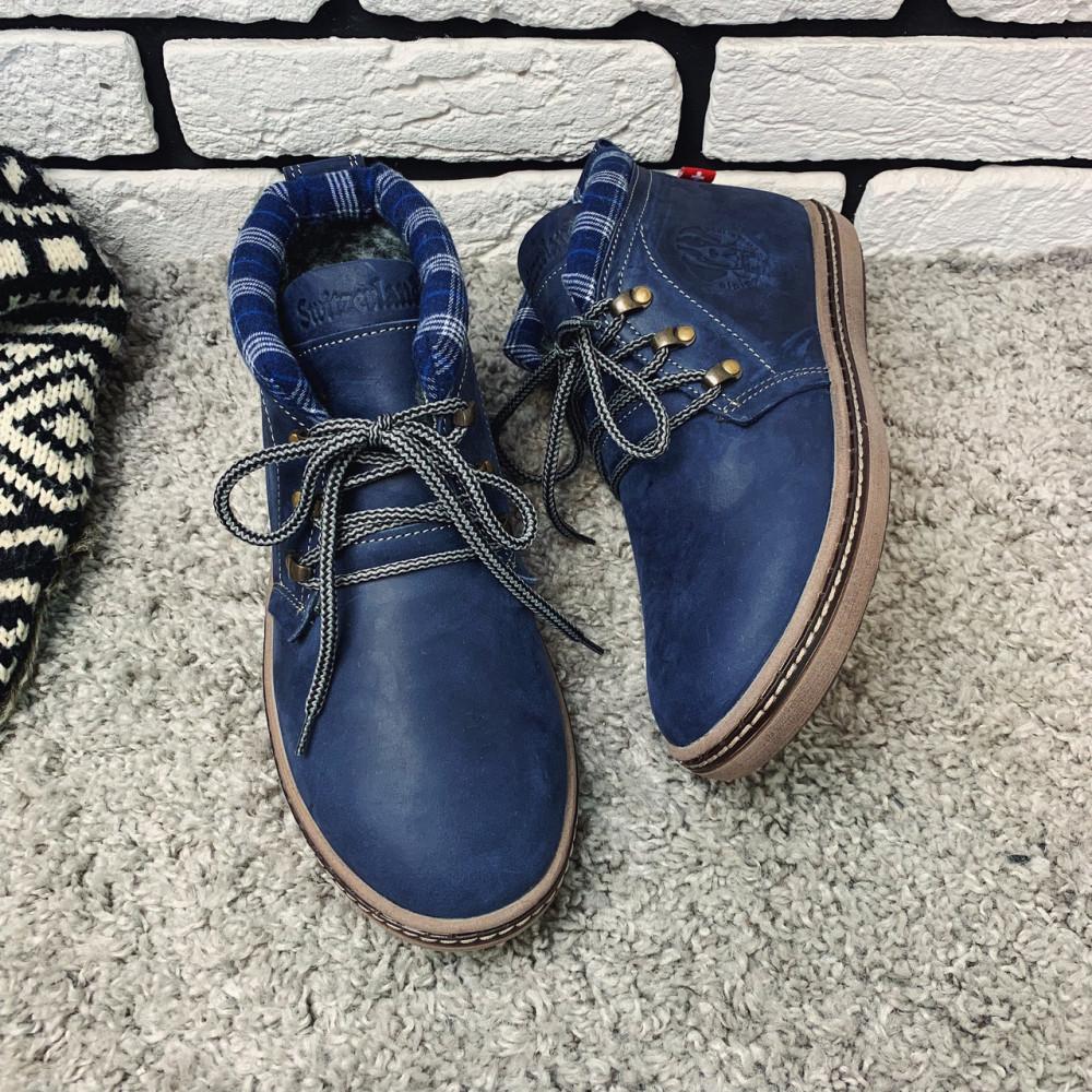 Мужские ботинки зимние - Зимние ботинки (на меху) мужские Switzerland 13030 ⏩ [ 41,42 ] 3
