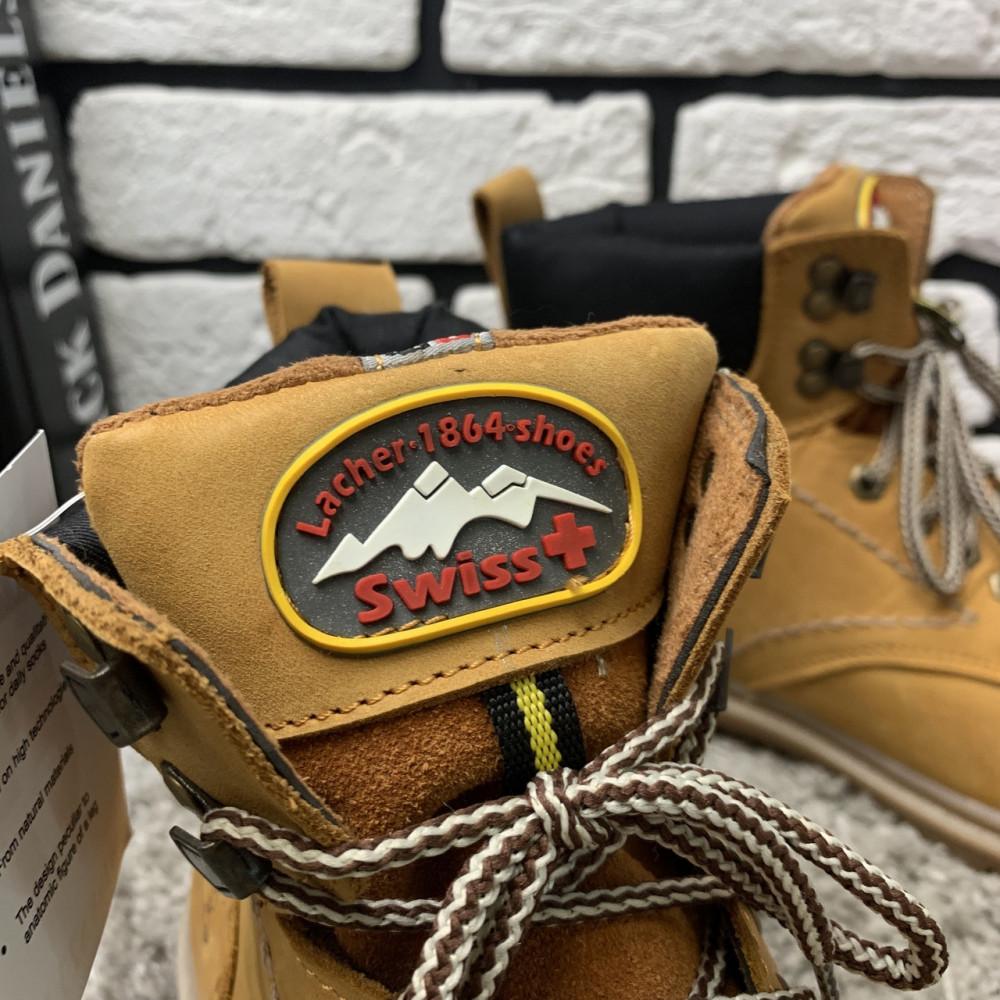 Мужские ботинки зимние - Зимние ботинки (на меху) мужские Switzerland  13032 ⏩ [ 41,43,45 ] 5
