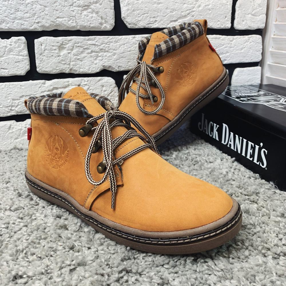 Мужские ботинки зимние - Зимние ботинки (на меху) мужские Switzerland 13035 ⏩ [41,42,43,44,45] 5