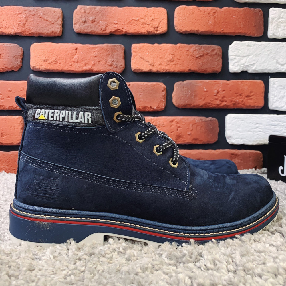 Мужские ботинки зимние - Зимние ботинки (на меху)  мужские CAT 13037 ⏩ [ 41,45 ]